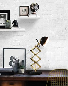Billy Table Lamp represents the sophistication of a Mid-Century modern iconic lamp design. Buy online this Mid-Century Table Lamp at DelightFULL Official Shop World Wide Shipping.