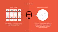 Information Design // Miller's Law // The Most Important Rule in UX Design that Everyone Breaks