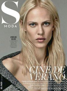 S Moda for El Pais August 16, 2014 Cover (S Moda for El Pais)