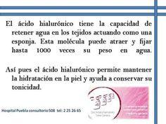 Caracteristicas del acido hialuronico.