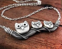 Three little owls! :)