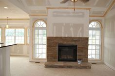 Americas Home Place | Fireplace Dry in