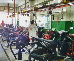 Honda Uji Kelahlian Mekanik dan Servis Advisor