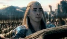Dafuq you say to me? <--- LOL oh thranduil and your sass