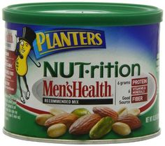 Planters Nutrition Men's Health Almond Peanut Pistachio, 10.25 Ounce (Pack of 3) ** Be sure to check out this awesome product.
