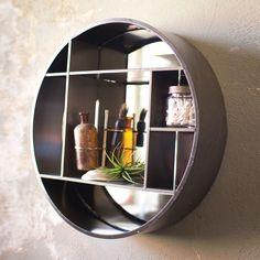 Mod Mirror Cubby | dotandbo.com