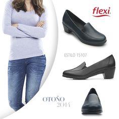 Estilo Flexi 15401 Dama - #shoes #zapatos #fashion #moda #goflexi #flexi #clothes #style #estilo #otono #invierno #autumn #winter