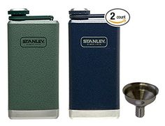 Stanley Adventure Stainless Steel Flask  2 Pack * Click image for more details. (This is an Amazon affiliate link)