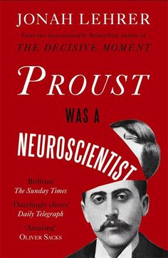 Proust Was a Neuroscientist - Jonah Lehrer | By far the most interesting book I have read all year! Well, it's got competition, but you'll understand what I mean once you read the chapter about Auguste Escoffier, how tastebuds need to earn new flavours, and hearing new sounds can make us violent. Brilliant book. And creating a parallel for each neuroscientific discovery to an artist / writer / chef / composer, works incredibly well for remembering the lessons!