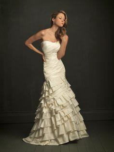 Allure Bridals 8713 Wedding Dress