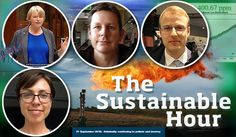 Our guests and speakers in The Sustainable Hour on 21 September 2016 were senator Janet Rice, marine ecologist Alastair Hirst, anti-fracking campaigner Naomi Hogan, and Dr Alex Teytelboym from Oxford University. Listen to The Sustainable Hour no. 140 on 94.7…