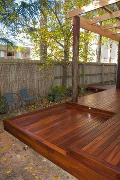 Find the perfect decking solution by Modern Outdoor Living Deck Designer. We strive to construct a custom built deck which significantly enhances the safety and durability of your deck. Pallet Pergola, Iron Pergola, Rustic Pergola, White Pergola, Pergola Garden, Pergola Swing, Deck With Pergola, Cheap Pergola, Outdoor Pergola