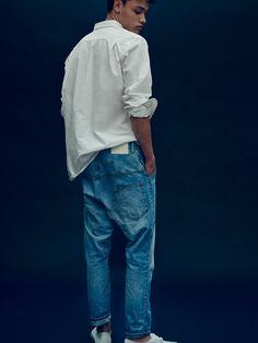 lo slung jean