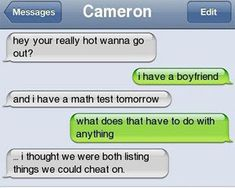 Top 18 Funny Text Messages LMFAO #15 Clever Girl
