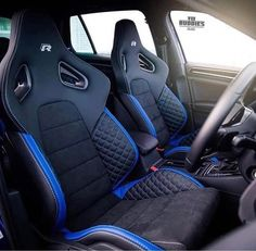 Recaro Motorsport Bucket Seats Do you want to be featured on our page? Comment below or Simply use vwcentral to be featured Vw Golf R Mk7, Volkswagen Golf R, Vw R32 Mk4, Volkswagen Interior, Vw Motorsport, Fj Cruiser Interior, Carros Bmw, Golf 7, Disc Golf