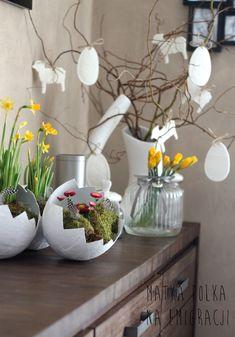 Masa Porcelanowa-Ozdoby Wielkanocne Dzień 3