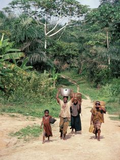 the Congo. it is my dream to live here..