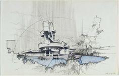 L'œuvre - Centre Pompidou Aldo Loris Rossi