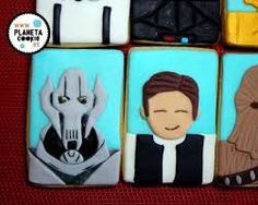 Image result for General Grievous fondant