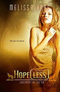 Hope(less) (Judgement Of The Six Book 1) #books #paranormal #YAbooks    https://www.amazon.com/dp/B00BOCVOY4/   Our world is being judged and we remain unaware.In a world filled with people Gabby is uniquely alone. The tiny glowing sparks that fill her mi