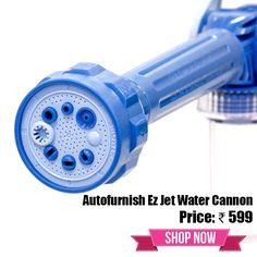 Get 5% OFF for New User! Autofurnish Water spray Gun @ Rs. 599 http://bit.ly/1OdBwu2