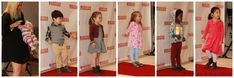 Highlights from the kids fashion show!