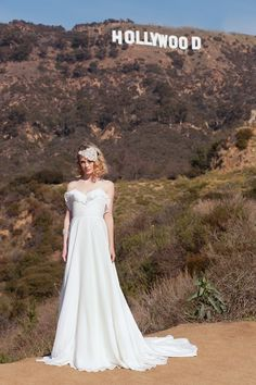 Hollywood bridal inspiration shoot by Sweet Little Photographs