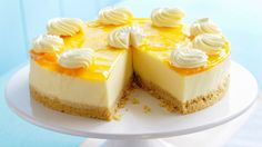 Mango-Käsekuchen: Das Genussrezept auf for me | For me online Germany