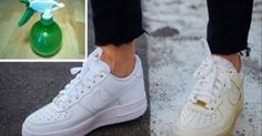 How to clean shoes sneakers white 22 ideas for 2019 Clean Tennis Shoes, White Tennis Shoes, White Converse, How To Clean White Shoes, Clean Shoes, How To Make Shoes, Clean Sneakers White, Super White, White Outfits