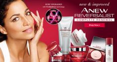 Re-introducing Anew Reversalist - new & improved and on sale. Shop Avon sales online for campaign 13 through 6/13 and buy Avon online. www.youravon.com/olgaking