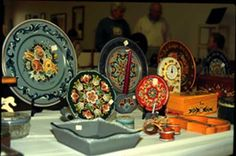 """Velkommen to Westby Wisconsin… Where Old Traditions and New Opportunities await your visit! Pictured here...Rosemåling, or rosemaling, Norwegian for """"decorative painting."""" Westby celebrates its Scandinavian heritage. Thank you to Westby Chamber of Commerce."""