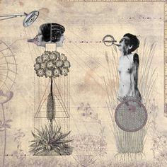 Collage by Olga Lupi