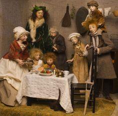 Anna Brahms Creations- A Christmas Carol