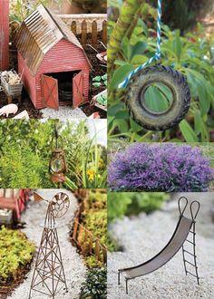 42 Fairy Garden Idea