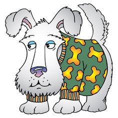 puppies!! illustrator: george hamblin