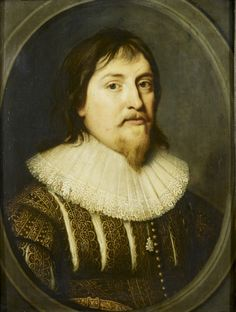 Henry de Vere, 18th Earl of Oxford. circa 1623.