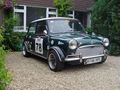 Photo about Austin Mini Cooper. Mini Cooper Classic, Mini Cooper S, Classic Mini, Classic Cars, Mini Moris, Automobile, British Sports Cars, Car Images, Car In The World