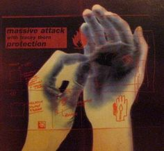 Massive Attack - Protection (Radiation for the Nation Mix) [AUDIO - Graphic Design Books, Book Design, I Dont Belong Here, Massive Attack, Trip Hop, Angel Dust, Metal Gear Solid, Cd Album, Rock