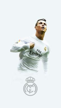 Cristiano Ronaldo iPhone wallpaper. RTs much appreciated #HalaMadrid