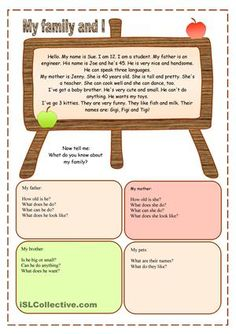 hope you like it. - ESL worksheets
