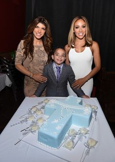 Real Housewives of New Jersey star Melissa Gorga Celebrates Gino's First Communion With Teresa Giudice And Her daughters, family More - Photos