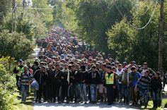 ΕΛΛΗΝΙΚΗ ΔΡΑΣΗ: Γιγαντώνονται τα κύματα λαθρομεταναστών προς την Ε...