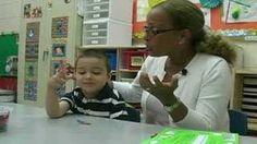 Preschool Song: Teaching the Proper Pencil Grip, via YouTube.