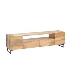 200 cm x 55 cm x 45 cm TV cabinet Mango wood http://unodesign.pl/item/664/299/Katalog-produktow/Meble/Kolekcje/SoHo/Szafka-RTV.html