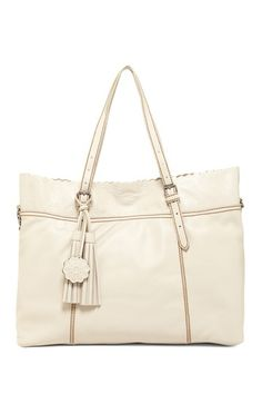 Isabella Fiore Large Spring Daisy Tote by Have To Have It on @HauteLook