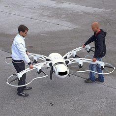 Drones & Robots