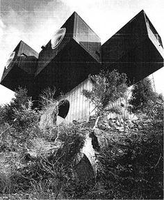 黒川 紀章, Kurokawa Kishō  Villa K, 1972