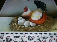Pintura em tecido por Silvio Queiroz.