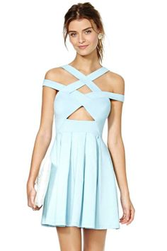 Nasty Gal Chloe Dress