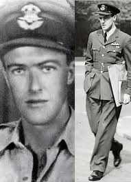 Roald Dahl British Author origionally enlisted in the Kings African Rifles in 1939 but transferred and served as a fighter Pilot with the R.A.F in World War Two flying Gladiators and Hurricanes in the Desert and over Palestine and Greece where he was credited with 4 kills.
